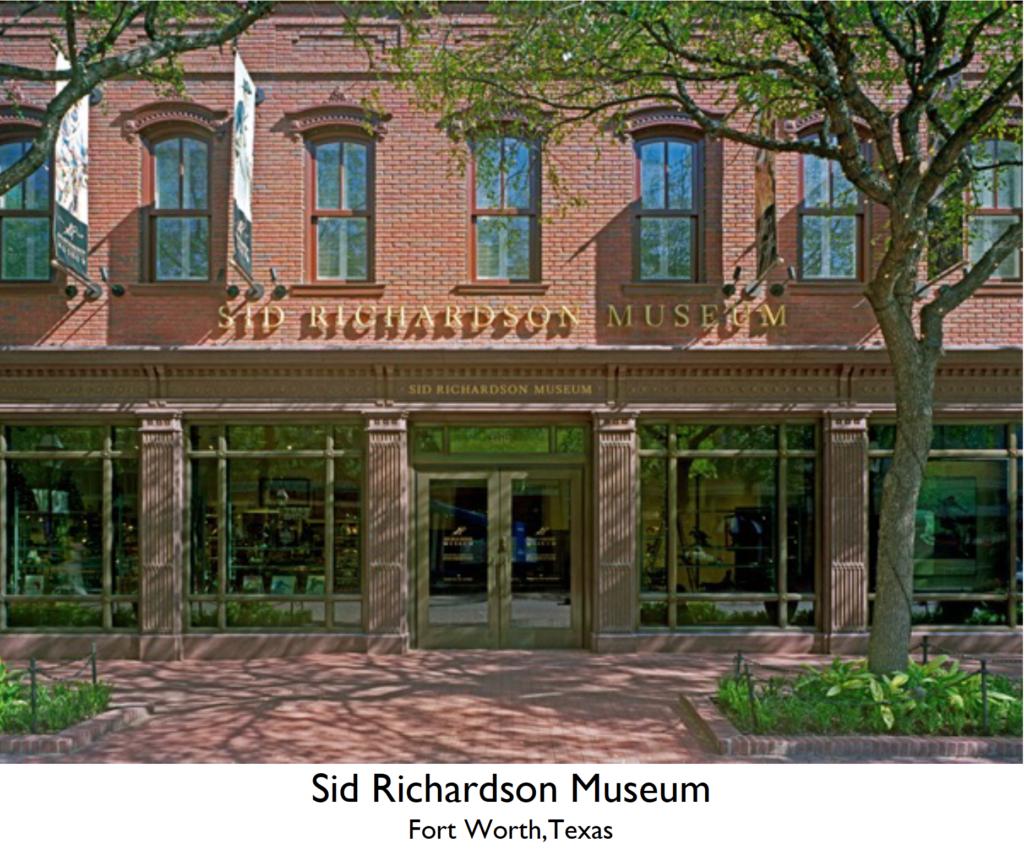 SID RICHARDSON FACADE